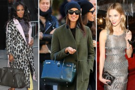 Chanel, Louis Vuitton & Hermes Are Celebs' Preferred Brands This Week, As Ever