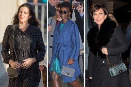Celebs Shop and Travel with Bags From Dior, Valentino & Givenchy