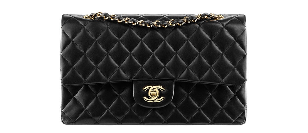 The Ultimate International Price Guide  The Chanel Classic Flap Bag ... 4a7987e141