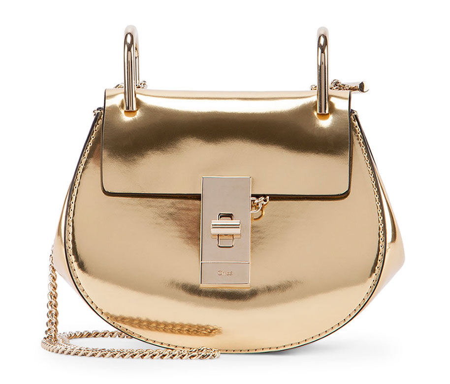 Chloe-Drew-Metallic-Bag