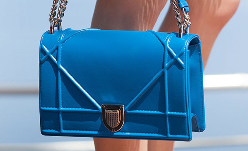 00aba9e66b Check Out Dior's Cruise 2016 Handbags, In Stores Now - PurseBlog