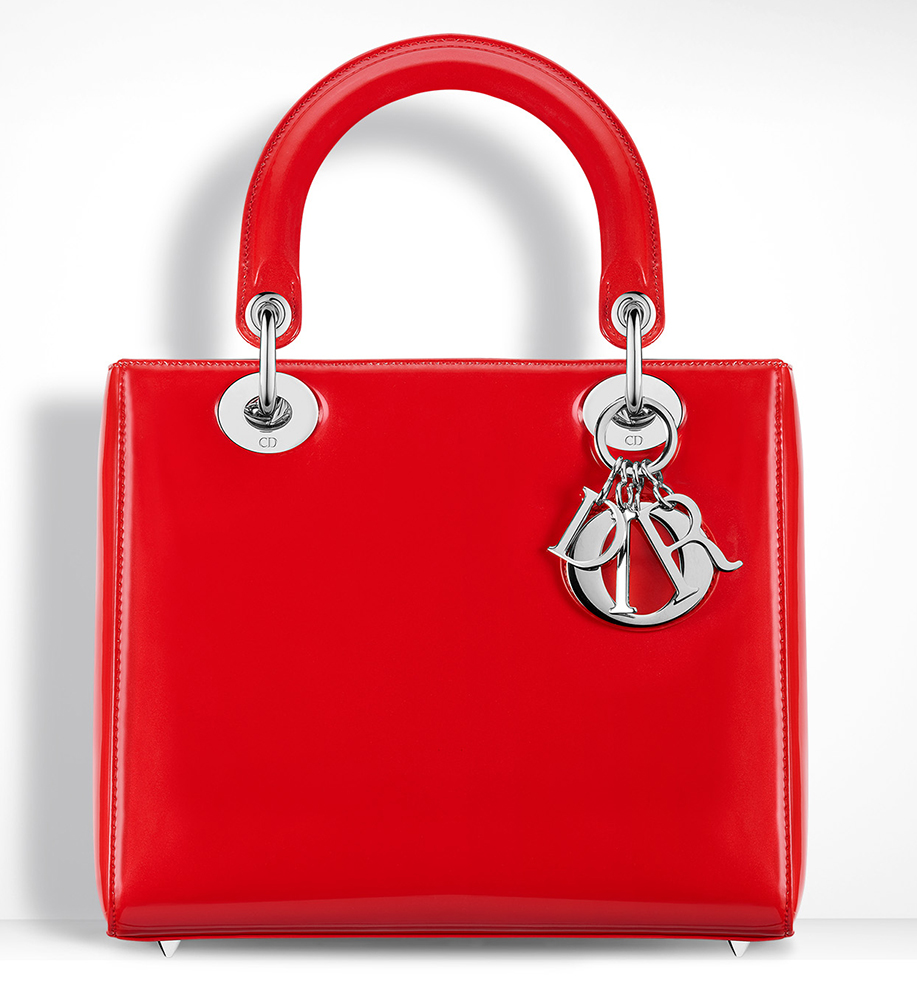 Christian-Dior-Lady-Dior-Red-Patent