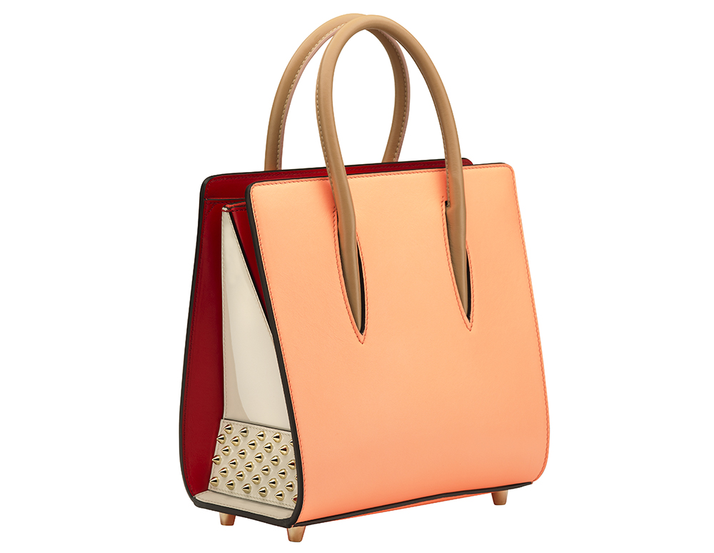 2f99d8084c Take a Close Look at Christian Louboutin's Spring 2016 Bags and ...