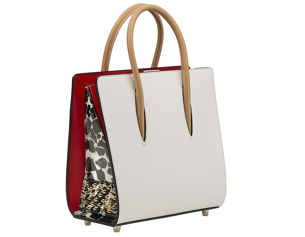 Take a Close Look at Christian Louboutin's Spring 2016 Bags and ...