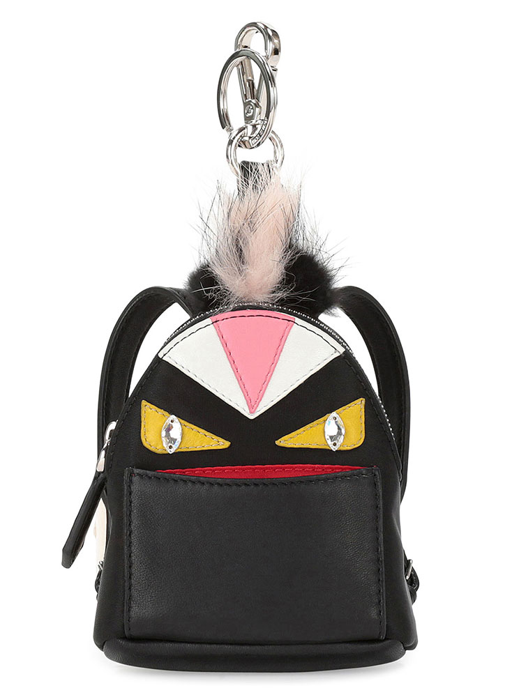 Fendi-Mini-Monster-Backpack-Charm