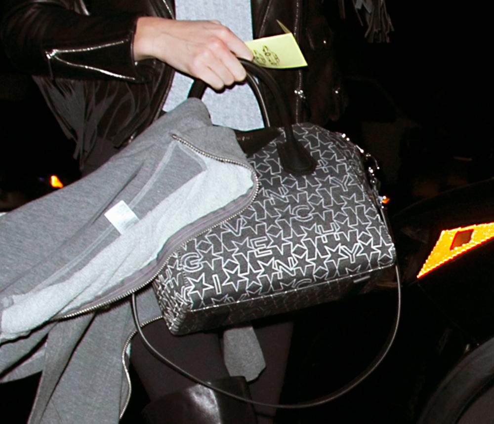 Givenchy-Antigona-Logo-Fabric