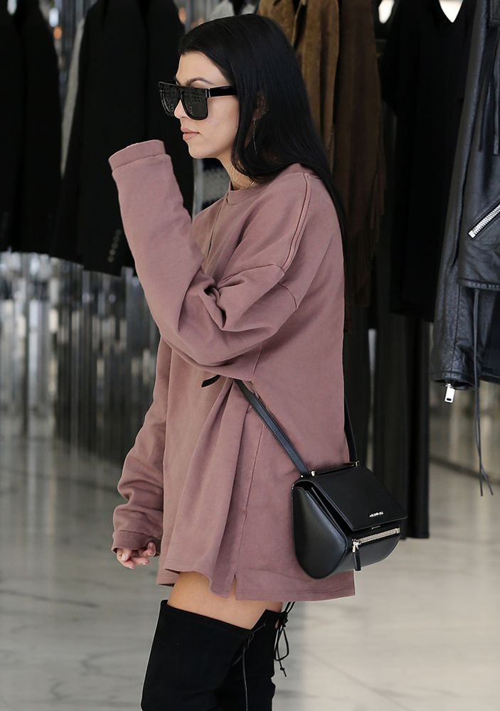 Kourtney-Kardashian-Givenchy-Pandora-Box-Bag