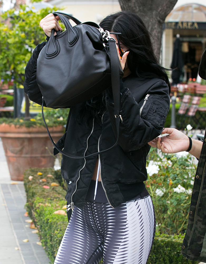 Kylie-Jenner-Givenchy-Nightingale-bag