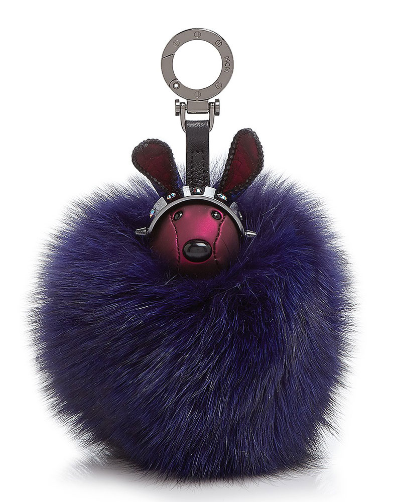 MCM-Rabbit-Fox-Fur-Bag-Charm