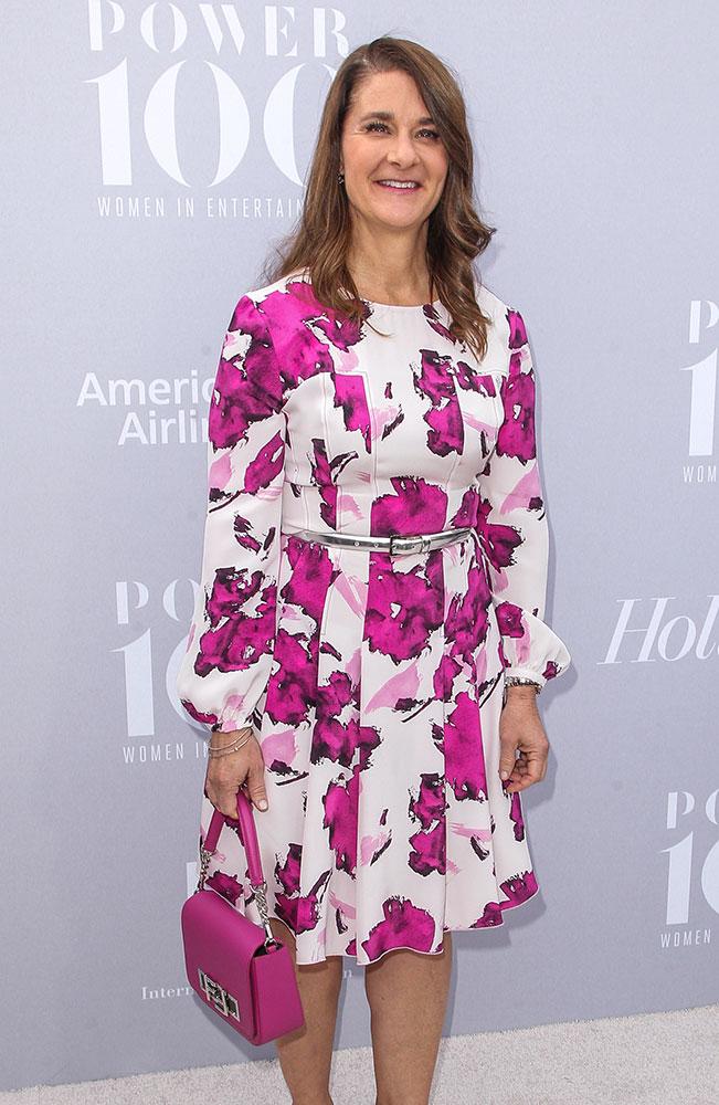 Melinda-Gates-Fendi-3Baguette-Bag