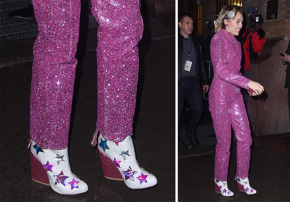 Miley-Cyrus-YRU-Gem-Star-Glitter-Boots