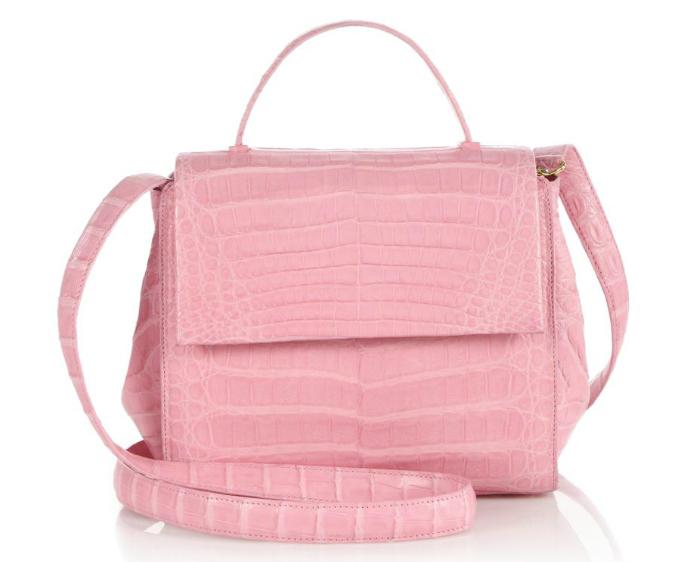 Nancy-Gonzalez-Top-Handle-Crocodile-Bag