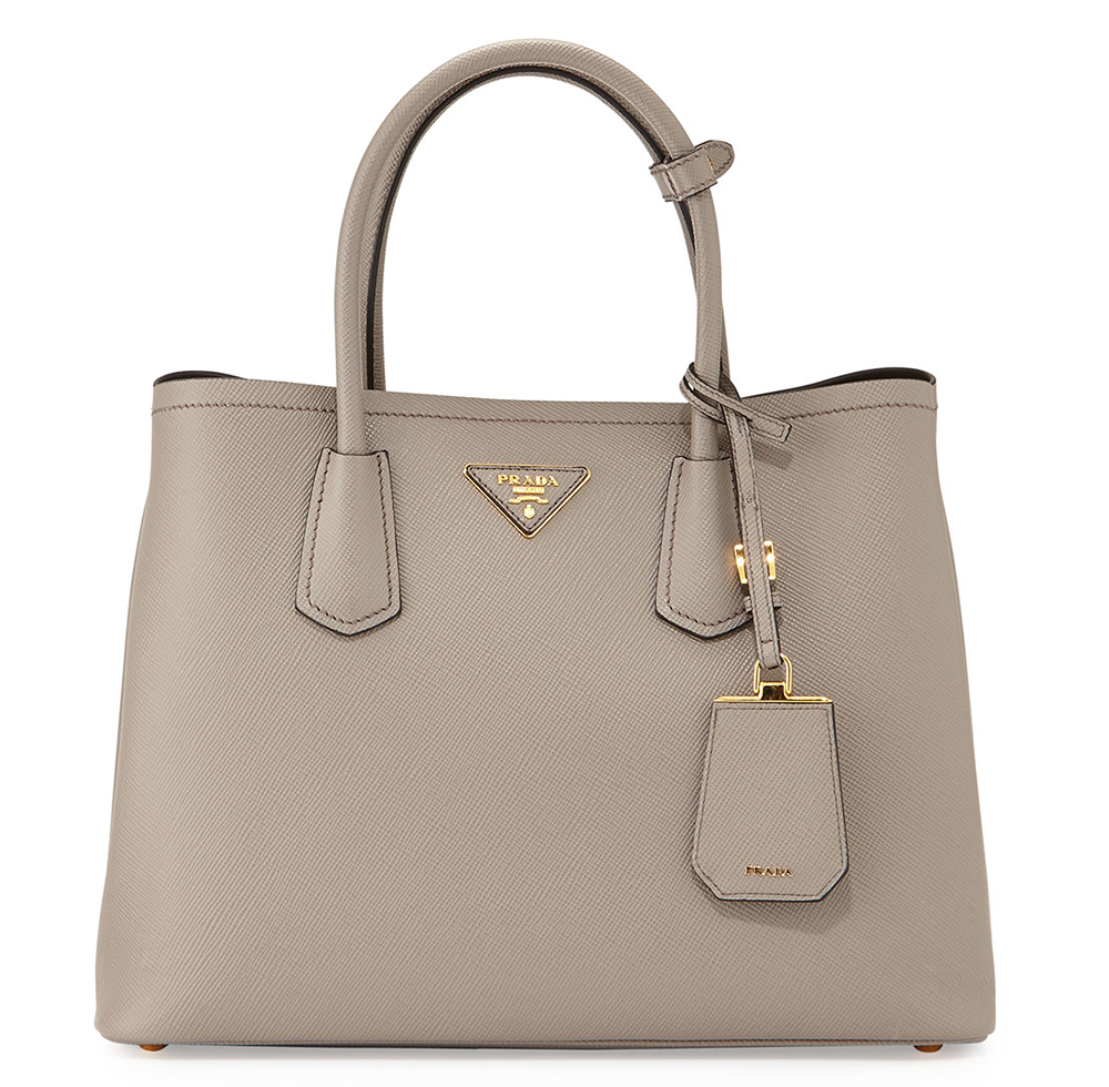 Prada-Saffiano-Double-Bag