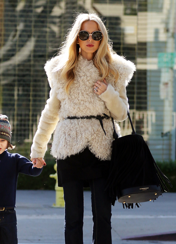 Rachel-Zoe-Burberry-Fringed-Suede-Tote