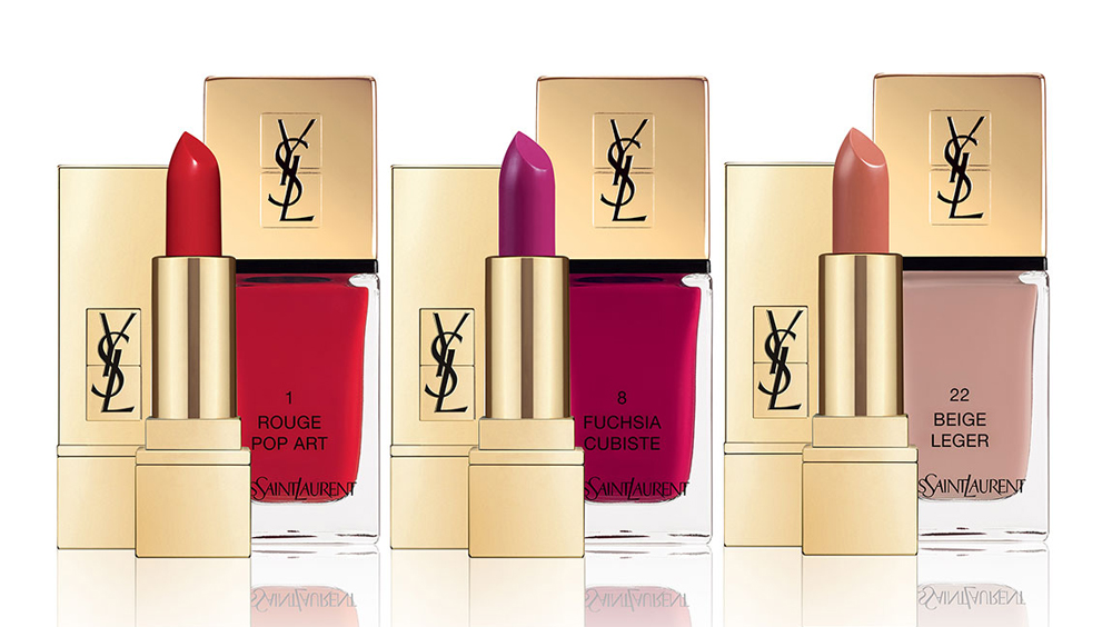 Yves-Saint-Laurent-Kiss-and-Love-Nail-and-Lip-Collection - PurseBlog