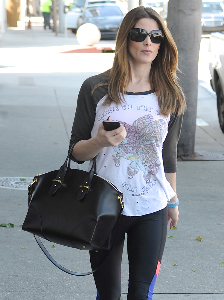 Ashley-Greene-Alexander-McQueen-Legend-Bag