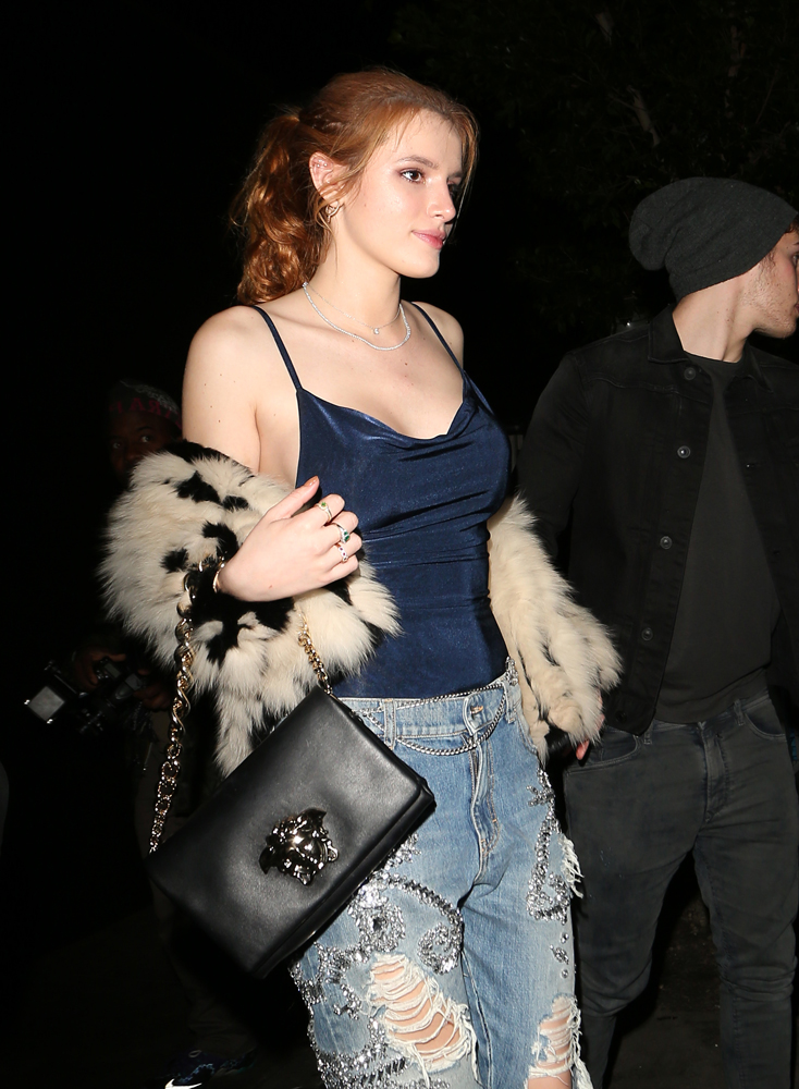Belle-Thorne-Versace-Medusa-Shoulder-Bag