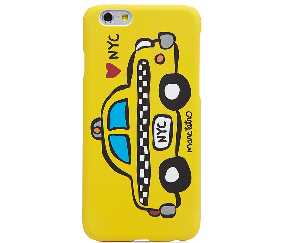 Bloomingdale's Marc Tetro Taxi iPhone 6 Case