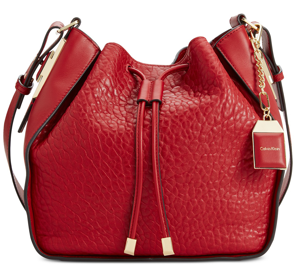 Gallery Previously Sold At Macy S Women Calvin Klein Crossbody Source 5 Under 500 Wine About It Purseblog