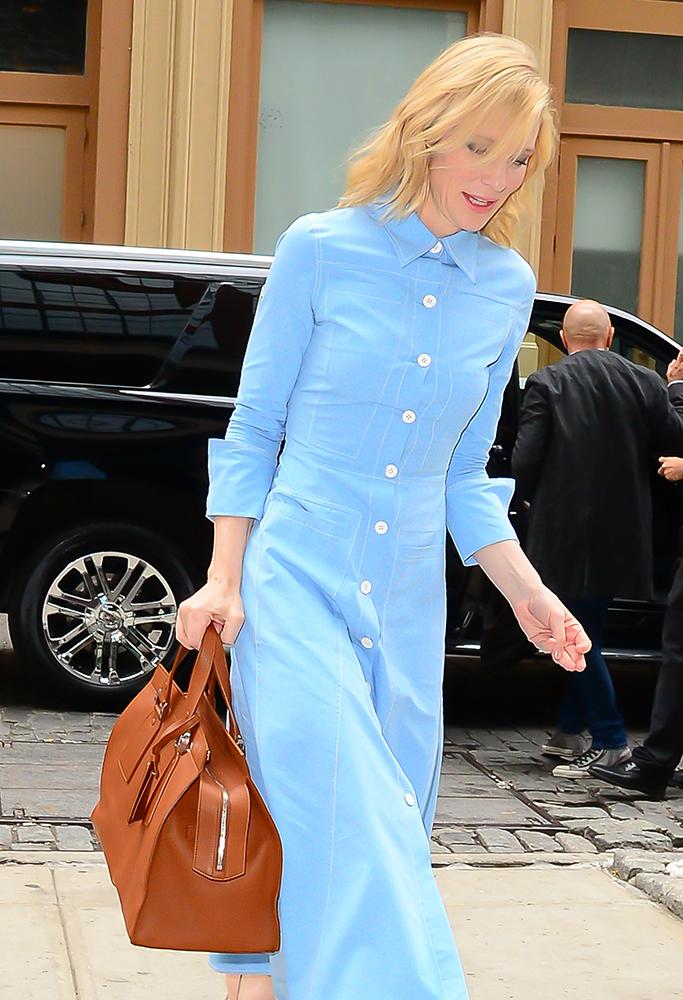Cate-Blanchett-Giorgio-Armani-Classic-Satchel