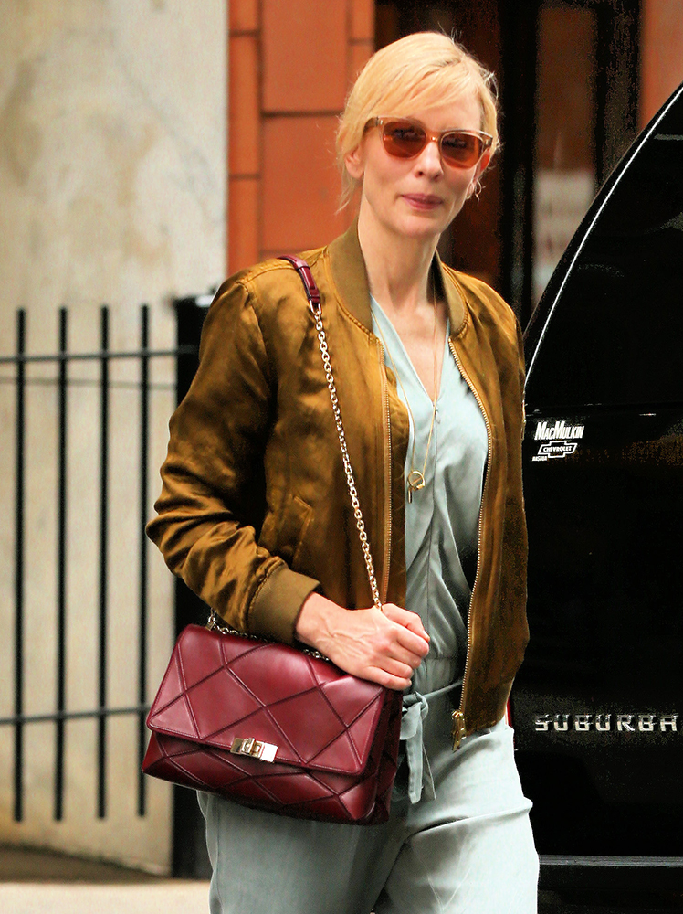 The Many Bags Of Cate Blanchett Purseblog