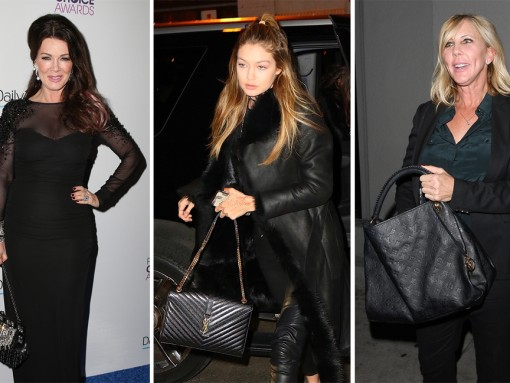 Real Housewives Are Out in Force This Week with Bags From Chanel, D&G & Louis Vuitton
