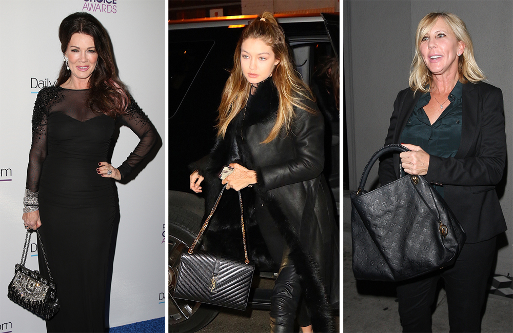 030fb97f40e Real Housewives Are Out in Force This Week with Bags From Chanel, D G    Louis Vuitton