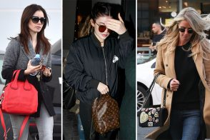 It's Been a Heavily Black, Heavily Givenchy Kind of Week for Celebs