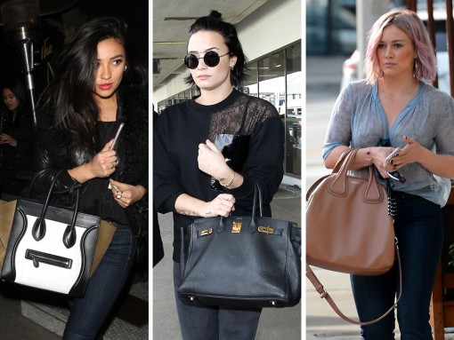 Celebs Can't Get Enough of Neutral Bags or The Nice Guy