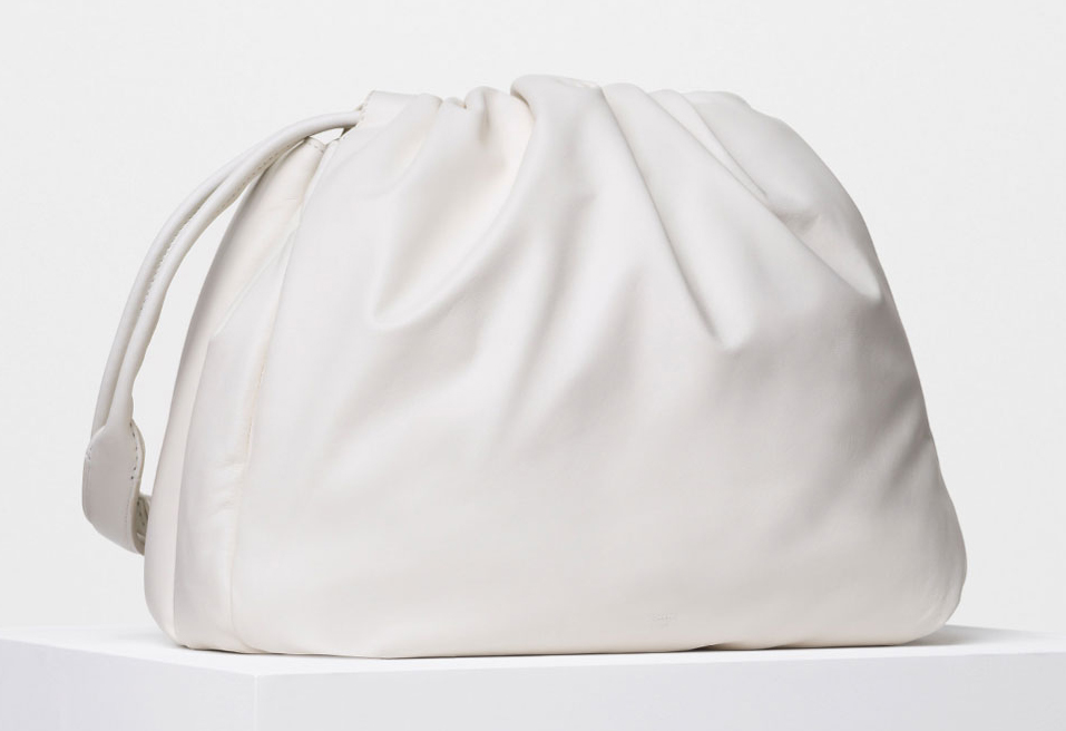 Celine-Bucket-Pillow-Shoulder-Bag-White-2800