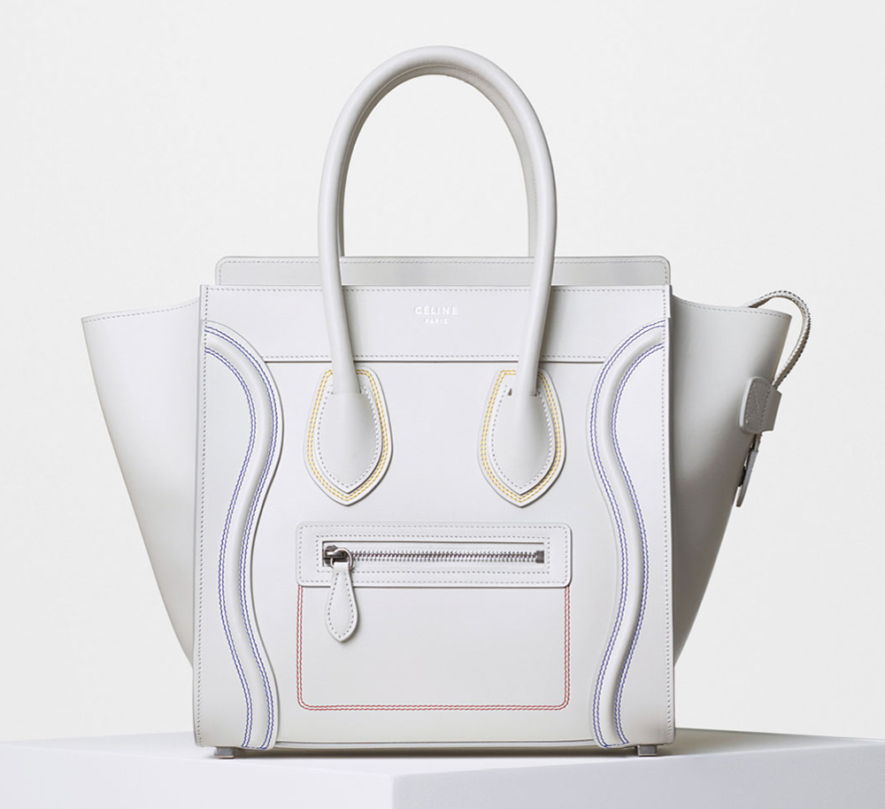 Celine-Micro-Luggage-Tote-White-3350
