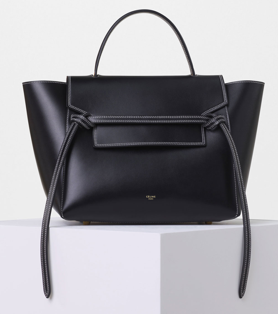 Celine-Mini-Belt-Bag-Black-2700