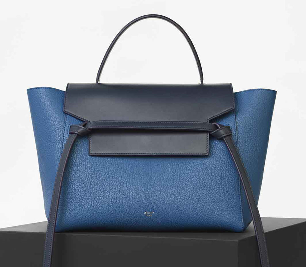 Celine-Mini-Belt-Bag-Sea-Blue