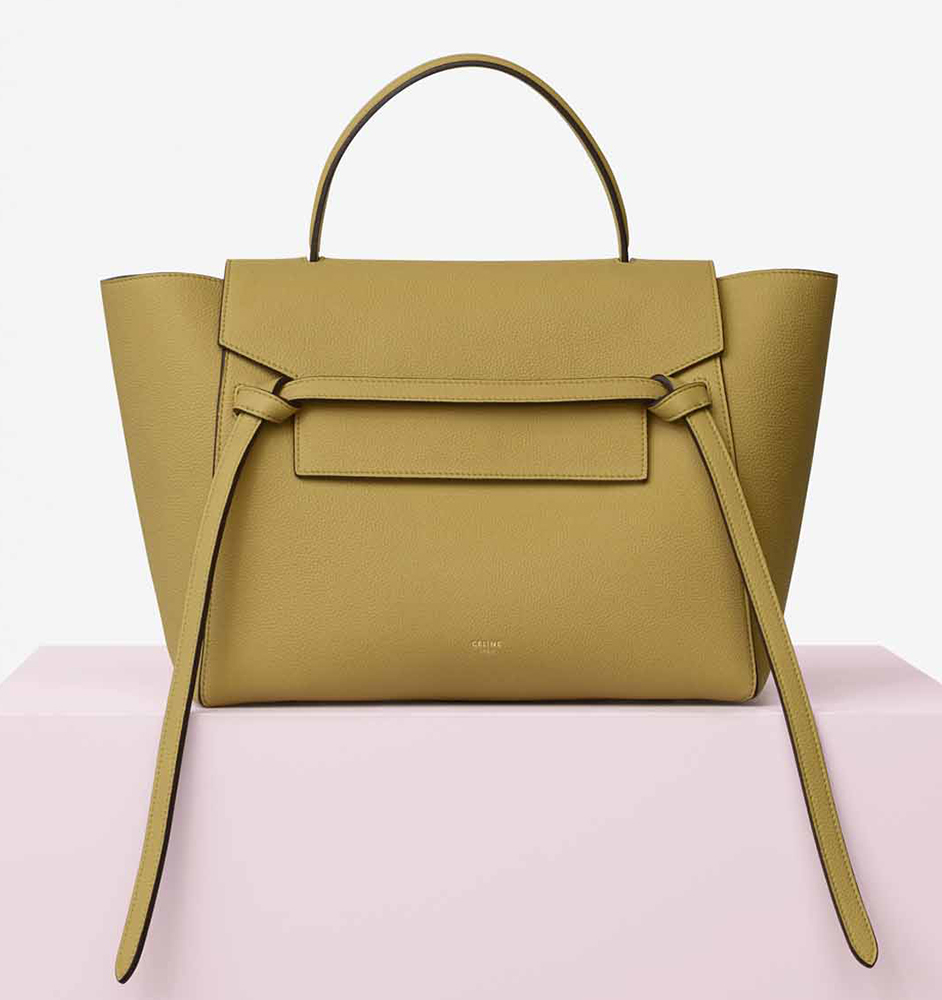 149badd331 Totally Underrated  The Céline Belt Bag - PurseBlog