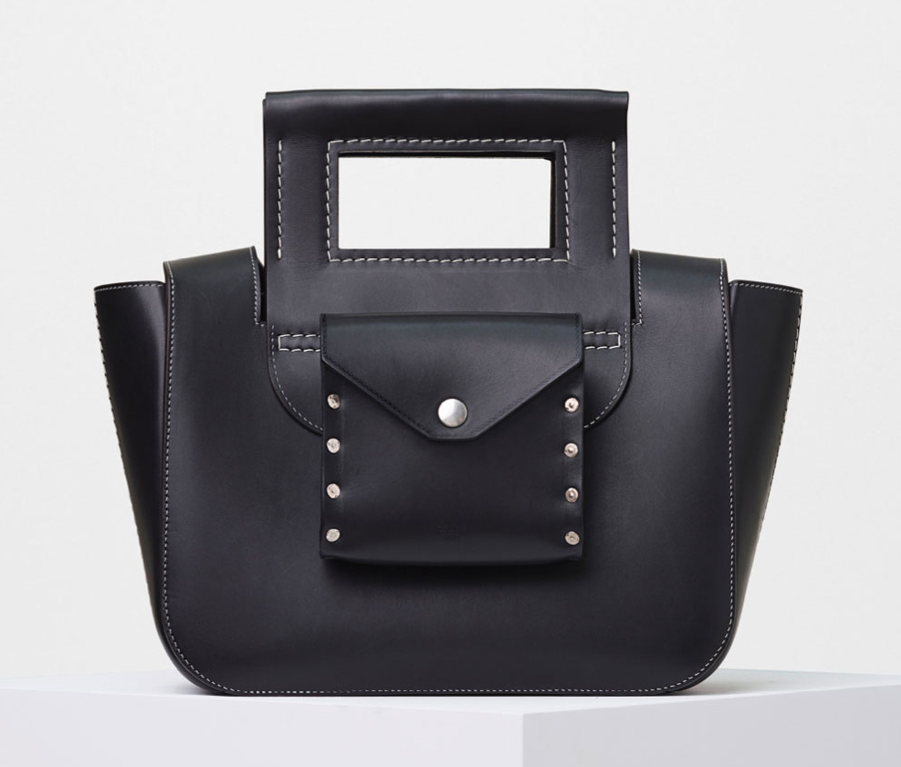 Celine-Small-Square-Shoulder-Bag-Black-2800