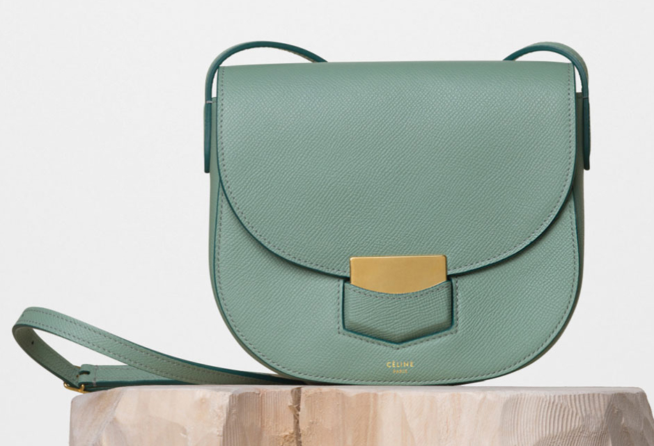 5bb085480f7b Celine-Small-Trotteur-Shoulder-Bag-Jade-1850 - PurseBlog