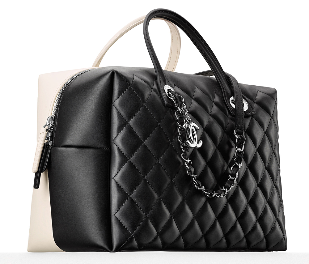 Bowling Handbag Chanel Price