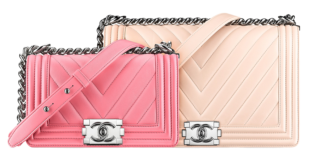 5721d59eea84 The Ultimate Bag Guide: The Chanel Boy Bag - PurseBlog