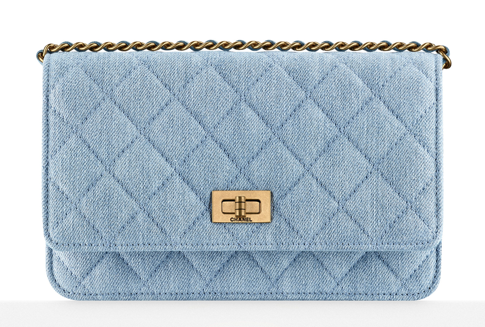 Chanel-Denim-Wallet-On-Chain