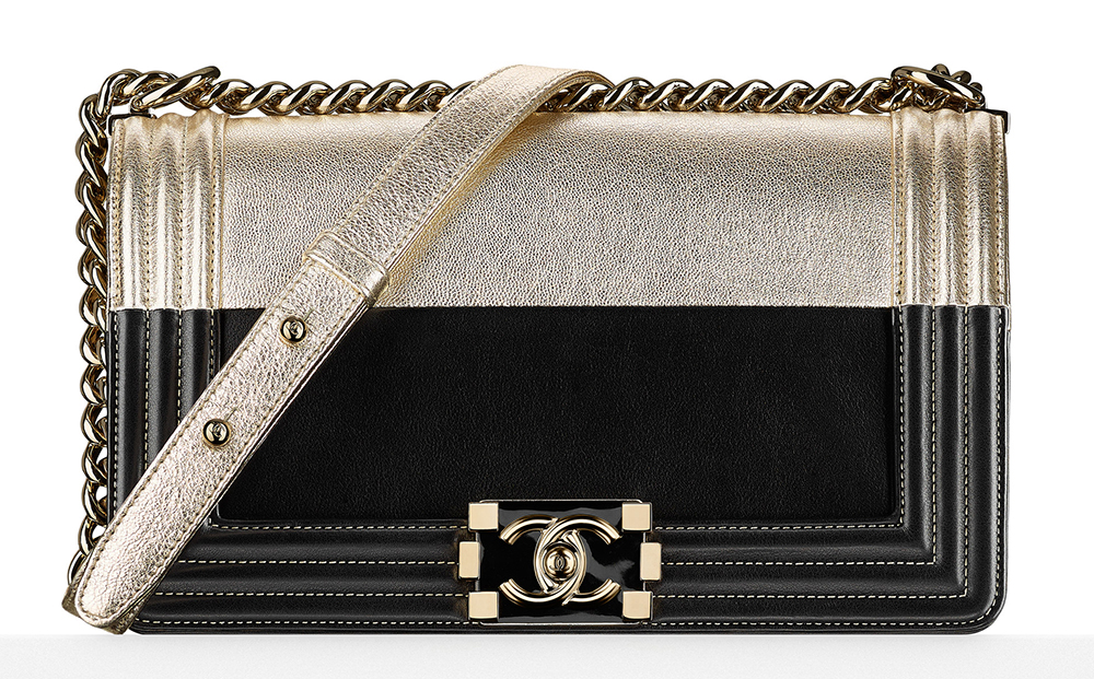 d88191f09f56 The Ultimate Bag Guide: The Chanel Boy Bag - PurseBlog