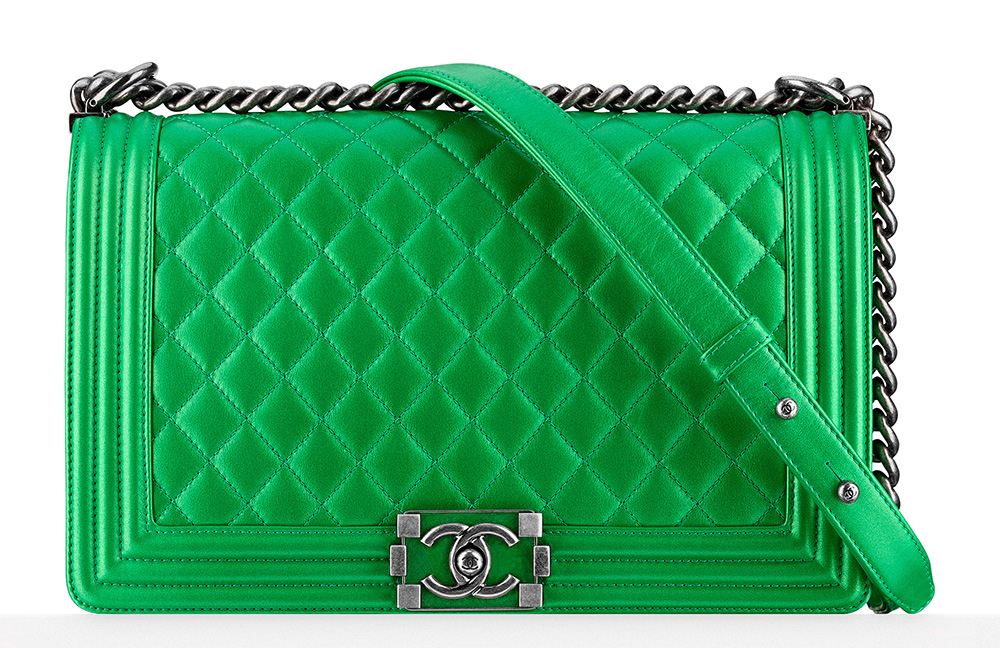 The Ultimate Bag Guide  The Chanel Boy Bag - PurseBlog 6c3ac7729d860