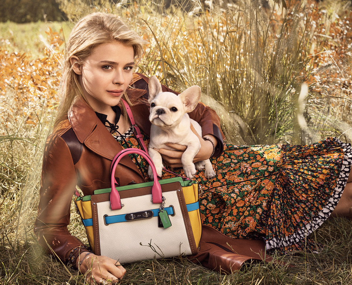 Coach New York Spring 2016 Campaign 1