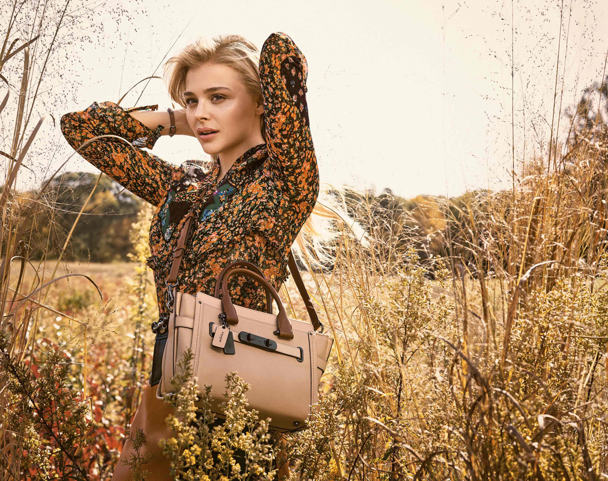 Coach New York Spring 2016 Campaign 2