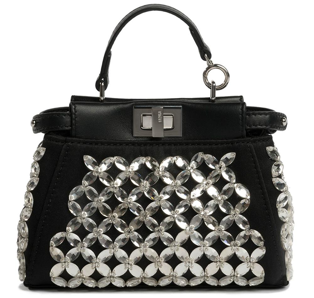 Fendi-Crystal-Embellished-Micro-Peekaboo-Bag