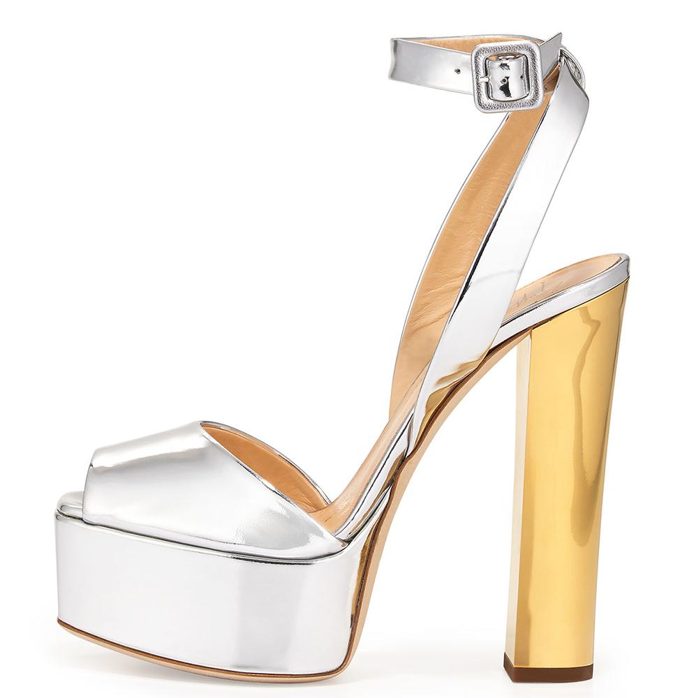 Giuseppe-Zanotti-Metallic-Platform-Sandals
