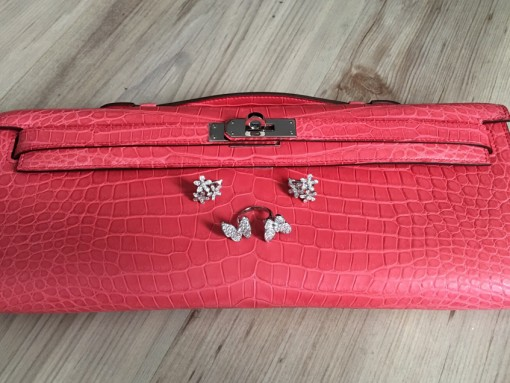 Hermes-Kelly-Cut-Clutch-Crocodile