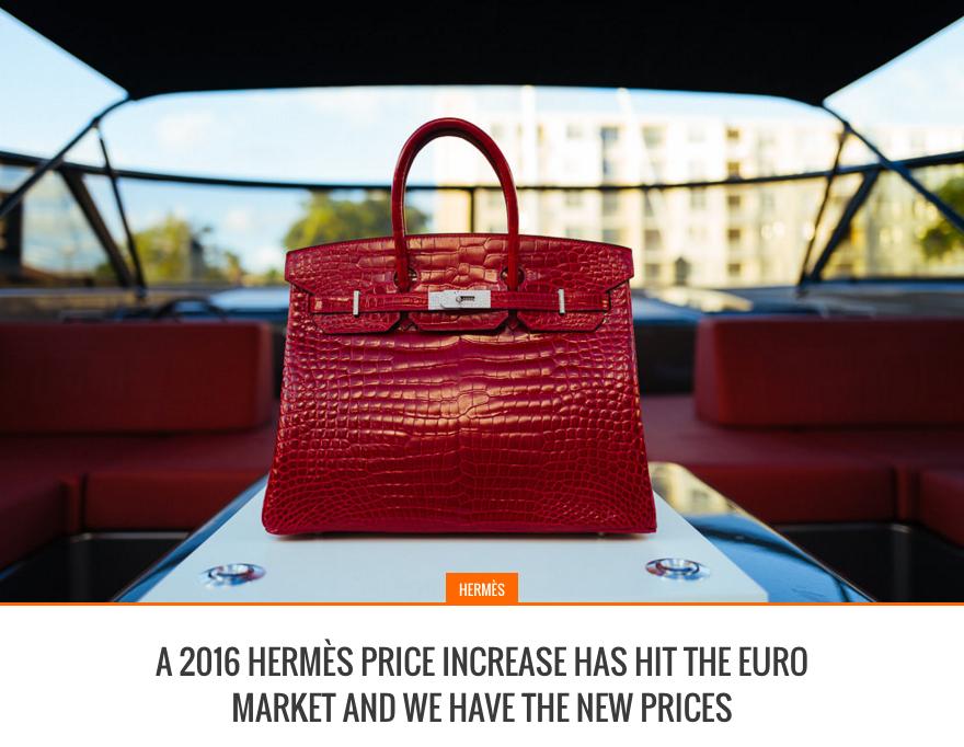 Hermes-Price-Increase