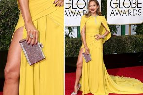 The Best Evening Bags from the 2016 Golden Globes Red Carpet