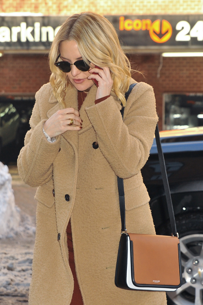 Kate-Hudson-Michael-Kors-Flap-Shoulder-Bag