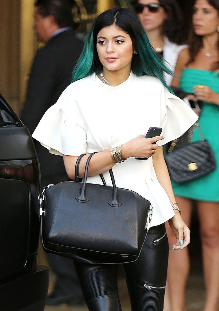 4f0a71174946 The Many Bags of Kylie Jenner - PurseBlog